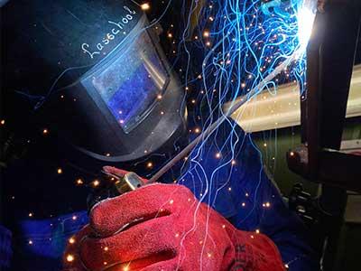 elektrode lassen lasschool lasopleiding